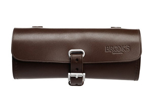 CHALLENGE TOOL BAGVegetable Tanned Leather from Europe.Great Security. Weight 125g.