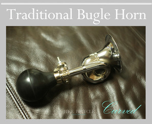 Traditional Bugle HornCurve