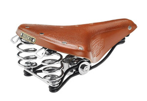 Brooks SaddleB 66Classic Line. City& Heavy Duty